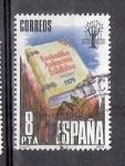 Sellos de Europa - España -  Estatuto de Autonomía del País Vasco