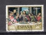 Sellos del Mundo : Europa : España : Pintura: