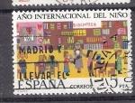 Sellos del Mundo : Europa : España : Año Internacional del Niño