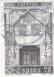 Stamps Spain -  Casa del Cordón-Burgos (15)