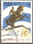 Stamps Cuba -  IV  CONGRESO  DEL  PARTIDO  COMUNISTA  CUBANO