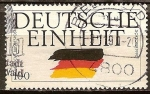 Sellos de Europa - Alemania -  Unidad Alemana.