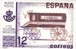 Sellos de Europa - España -  Museo postal y de comunicaciones (15)