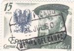 Sellos de Europa - España -  CARLOS I  (15)