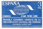 Sellos de Europa - España -  Primera Asamblea General de la Organización Mundial de Turismo (15)
