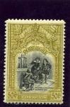 Sellos de Europa - Portugal -  Tricentenario de la Independencia. Felipe de Villena