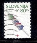 Sellos de Europa - Eslovenia -  Herencia Cultural: Palma del Domingo de Ramos de Ljubljana