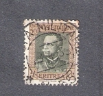 Sellos de Africa - Eritrea -  Rey Víctor Manuel III