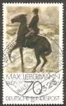 Stamps Germany -  838 - Cuadro de Max Liebermann