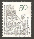 Stamps Germany -  862 - 450 anivº del catecismo Luterano