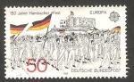 Sellos de Europa - Alemania -  962 - Europa Cept