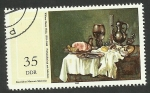 Stamps : Europe : Germany :  Bodegón