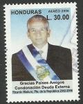 Sellos del Mundo : America : Honduras : 1282 - Presidente Ricardo Maduro