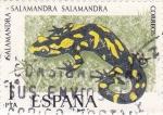 Sellos de Europa - España -  Salamandra (15)