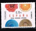 Sellos del Mundo : Europa : España : Edifil  4846  Turismo.