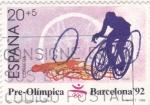 Sellos de Europa - España -  Pre-Olimpica Barcelona.92  (15)