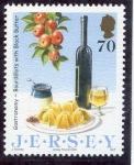 Sellos del Mundo : Europa : Isla_de_Jersey : varios