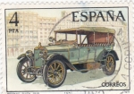 Sellos de Europa - España -  Hispano Suiza (15)