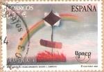 Stamps Spain -  PROTECCIÒN  DEL  MEDIO  AMBIENTE.  UPAEP.
