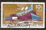 Sellos de Europa - Alemania -  XXI.Juegos Olimpicos de Montreal 1976 (DDR).