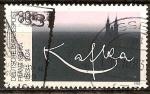 Sellos de Europa - Alemania -  Cent Nacimiento de Franz Kafka (escritor).