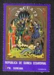 Stamps Equatorial Guinea -  Pascua 72