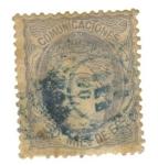 Stamps Spain -  Alegoría de España