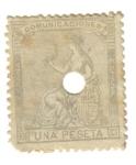 Stamps Europe - Spain -  Alegoría de la República