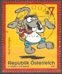 Sellos de Europa - Austria -  ROLF  RÜDIGER