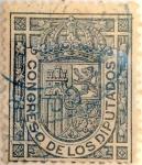 Sellos de Europa - España -  Sin valor 1898