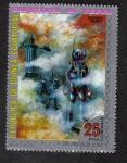 Stamps : Africa : Equatorial_Guinea :  Conquista de Venus