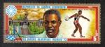 Stamps Equatorial Guinea -  XX Juegos Olimpicos Munich 72