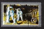 Stamps Equatorial Guinea -  Astronauts