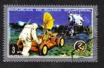 Sellos del Mundo : Africa : Guinea_Ecuatorial :  Lunar rover, lander