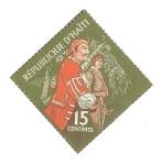 Stamps Haiti -  PUBLICIDAD  TURÌSTICA.  PIRATAS.