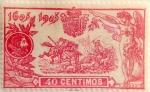 Sellos de Europa - España -  40 céntimos 1905