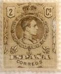 Sellos de Europa - España -  2 céntimos 1909