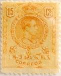 Sellos de Europa - España -  15 céntimos 1917