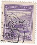 Sellos de America - Chile -  Mineria       OFICIAL