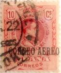 Sellos de Europa - España -  10 céntimos 1920