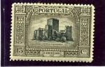 Stamps Portugal -  Tricentenario de la Independencia. Castillo de Guimaraes