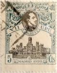 Sellos de Europa - España -  5 céntimos 1920
