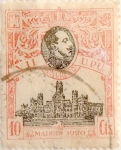 Stamps Spain -  10 céntimos 1920