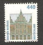 Sellos de Europa - Alemania -  1768 - Ayuntamiento de le ciudad de Bremer