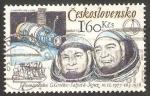 Stamps Czechoslovakia -  2319 - Romanienko y Gretchko