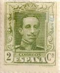 Sellos de Europa - España -  2 céntimos 1924