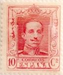 Sellos de Europa - España -  10 céntimos 1922