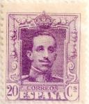 Sellos de Europa - España -  20 céntimos 1923