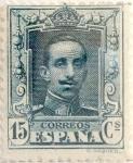 Sellos de Europa - España -  15 céntimos 1923