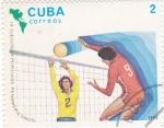 Sellos de Europa - Cuba -  IX Juegos deportivos panamericanos